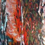 Ohne Titel, 2013, Öl auf Leinwand, 46,5/ 61cm.